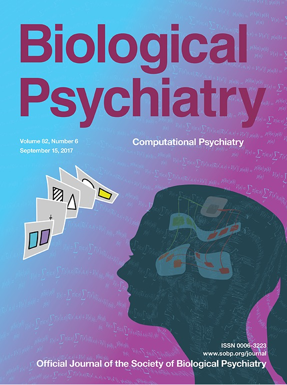 Biological Psychiatry Special Issue Cover